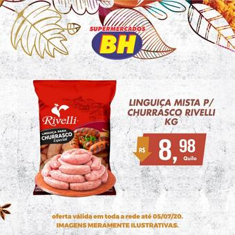 Supermercados BH catálogo promocional (válido de 10 até 17 05-07)