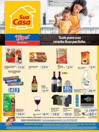 Hiper Bompreço catálogo promocional (válido de 10 até 17 12-07)