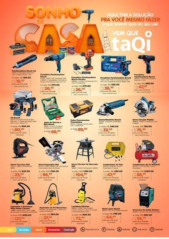 Lojas TaQi catálogo promocional (válido de 10 até 17 07-07)