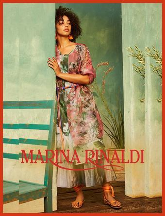 Marina Rinaldi reclame folder (geldig t/m 13-07)