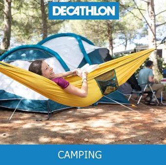 Decathlon catalogue publicitaire (valable jusqu'au 31-08)