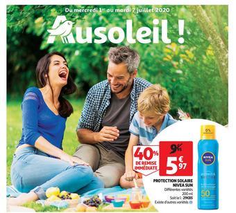 Auchan Direct catalogue publicitaire (valable jusqu'au 18-07)