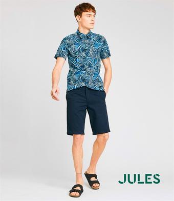 Jules catalogue publicitaire (valable jusqu'au 30-08)
