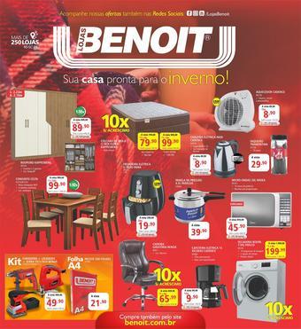 Benoit catálogo promocional (válido de 10 até 17 31-07)
