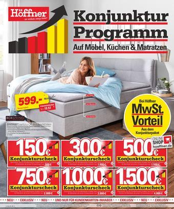 Höffner Prospekt (bis einschl. 28-07)