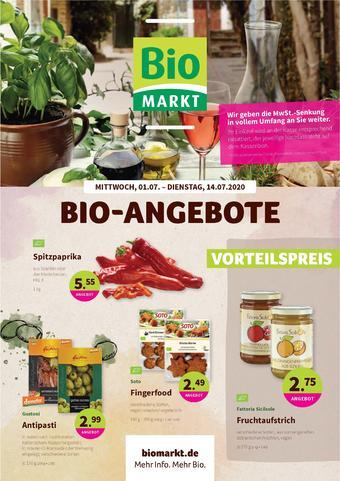 Aleco Biomarkt Prospekt (bis einschl. 14-07)