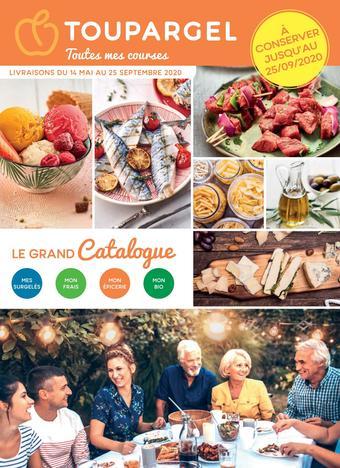 Toupargel catalogue publicitaire (valable jusqu'au 25-09)