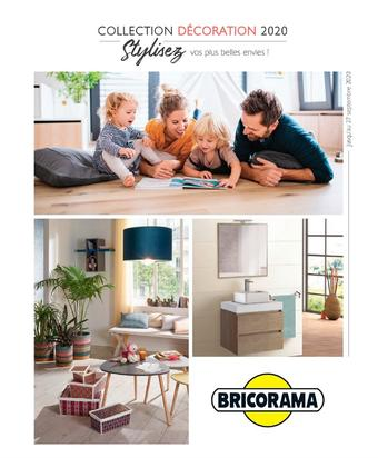 Bricorama catalogue publicitaire (valable jusqu'au 27-09)