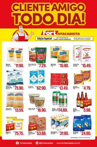 Fort Atacadista catálogo promocional (válido de 10 até 17 10-07)