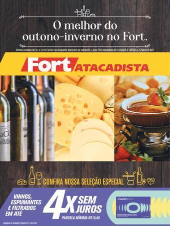 Fort Atacadista catálogo promocional (válido de 10 até 17 12-07)
