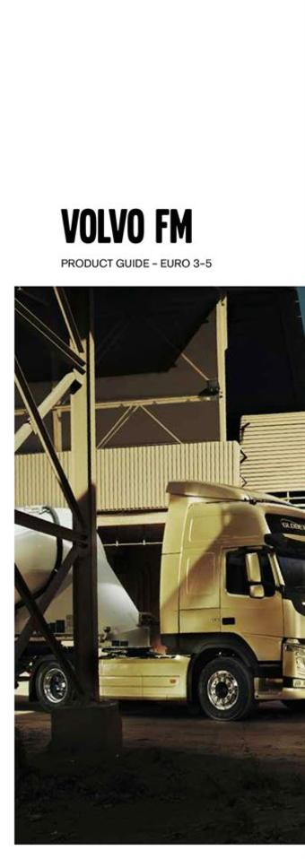 Volvo Trucks catálogo promocional (válido de 10 até 17 31-03)