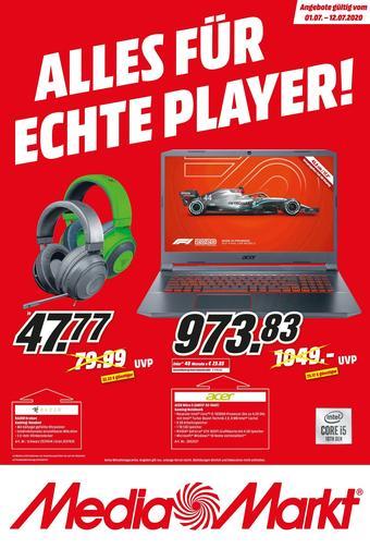 MediaMarkt Prospekt (bis einschl. 12-07)
