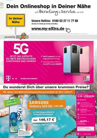 Telekom Shop Prospekt (bis einschl. 31-07)