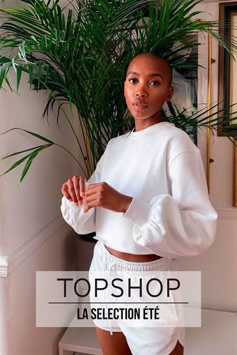 Topshop catalogue publicitaire (valable jusqu'au 30-08)