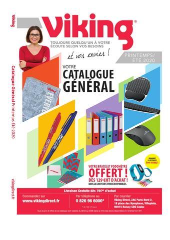 Viking Direct catalogue publicitaire (valable jusqu'au 23-08)