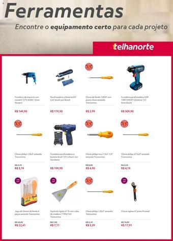 Telhanorte catálogo promocional (válido de 10 até 17 13-07)