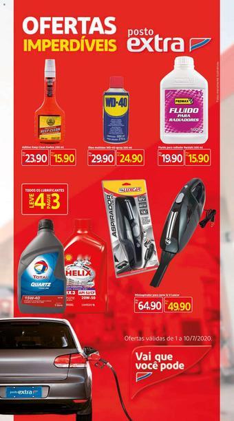 Extra Supermercado catálogo promocional (válido de 10 até 17 10-07)