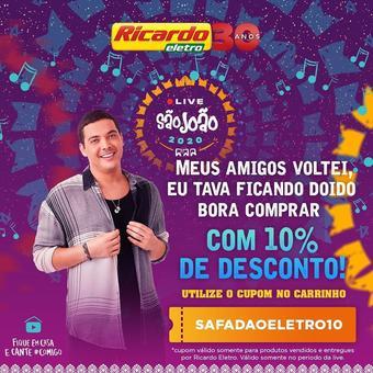 Ricardo Eletro catálogo promocional (válido de 10 até 17 05-07)