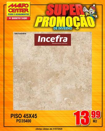 Mauro Center catálogo promocional (válido de 10 até 17 31-07)