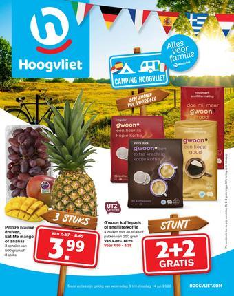 Hoogvliet reclame folder (geldig t/m 14-07)