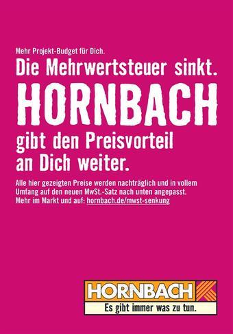 Hornbach Prospekt (bis einschl. 31-07)