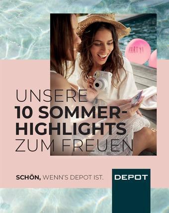 Depot Prospekt (bis einschl. 31-07)
