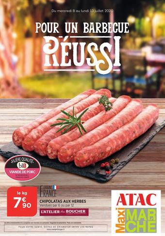 Maximarché catalogue publicitaire (valable jusqu'au 13-07)