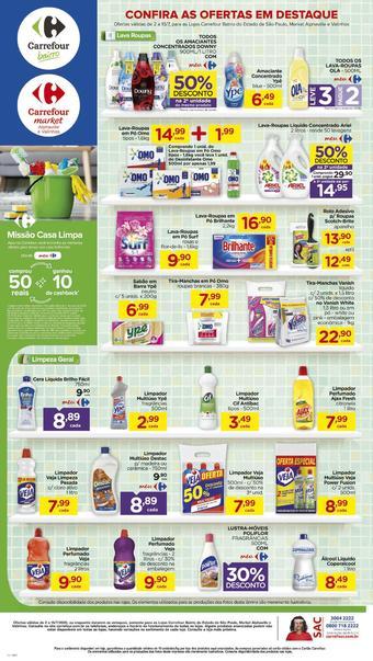 Carrefour Bairro catálogo promocional (válido de 10 até 17 15-07)