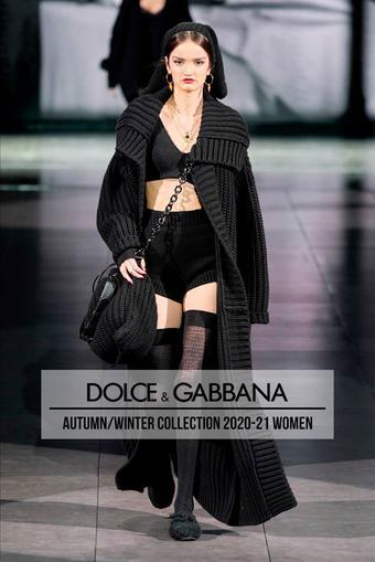Dolce & Gabbana reclame folder (geldig t/m 03-09)