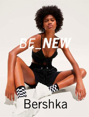 Bershka reclame folder (geldig t/m 24-08)