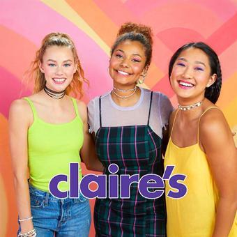 Claire's Prospekt (bis einschl. 02-09)