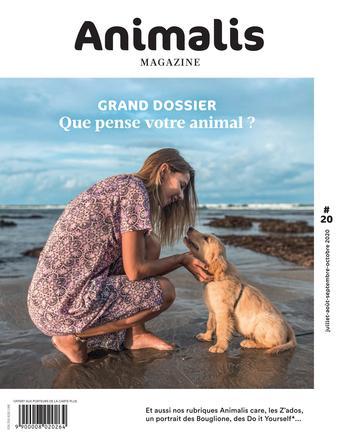 Animalis catalogue publicitaire (valable jusqu'au 31-10)