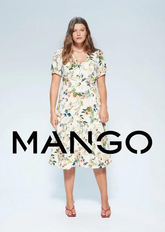 Mango catalogue publicitaire (valable jusqu'au 22-09)