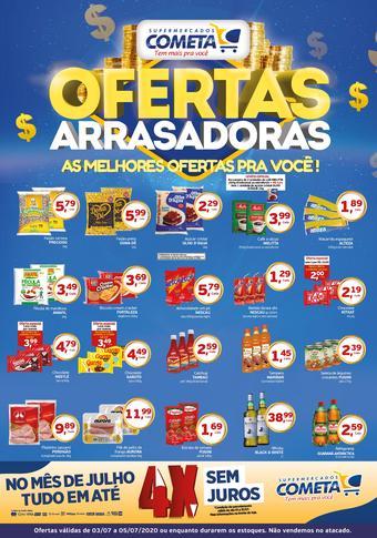 Cometa Supermercados catálogo promocional (válido de 10 até 17 05-07)