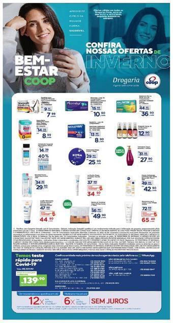 Drogarias Coop catálogo promocional (válido de 10 até 17 14-07)