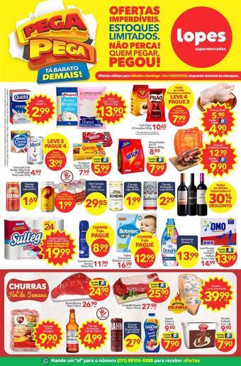 Lopes Supermercados catálogo promocional (válido de 10 até 17 07-07)