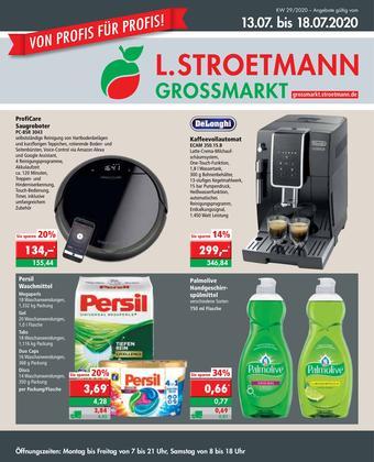 L. STROETMANN GROSSMARKT Prospekt (bis einschl. 18-07)