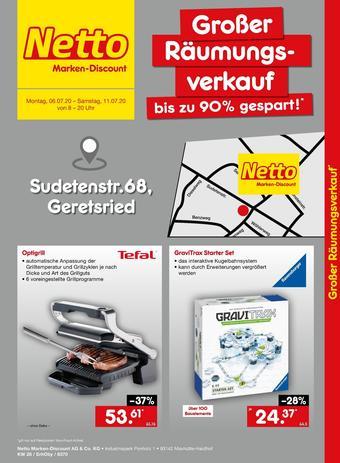 Netto Marken-Discount Prospekt (bis einschl. 11-07)