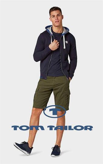 Tom tailor reclame folder (geldig t/m 24-08)