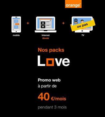 Orange reclame folder (geldig t/m 31-07)