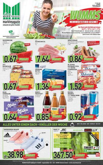 Marktkauf Prospekt (bis einschl. 11-07)
