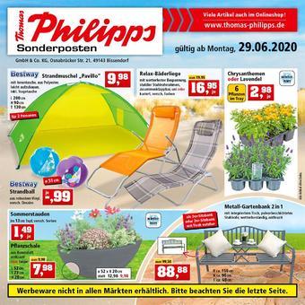 Thomas Philipps Prospekt (bis einschl. 05-07)