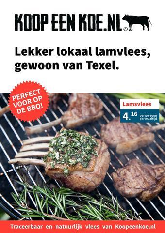 Koopeenkoe.nl reclame folder (geldig t/m 11-07)