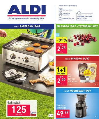 ALDI reclame folder (geldig t/m 24-07)