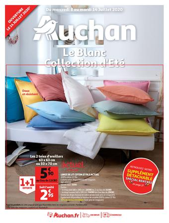 Auchan reclame folder (geldig t/m 14-07)