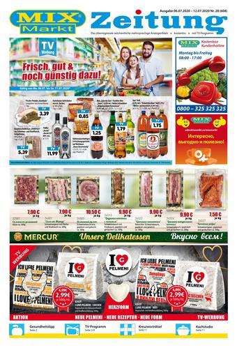 Mix Markt Prospekt (bis einschl. 12-07)