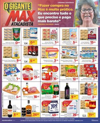 Max Atacadista catálogo promocional (válido de 10 até 17 12-07)