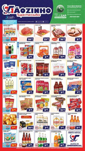 Supermercados Tiaozinho catálogo promocional (válido de 10 até 17 08-07)