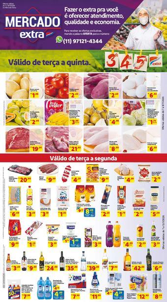 Mercado Extra catálogo promocional (válido de 10 até 17 13-07)