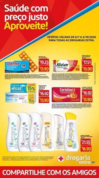 Drogaria Extra catálogo promocional (válido de 10 até 17 04-10)